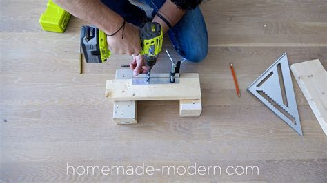 homemade modern homemade modern ep117 diy secret garden writing desk