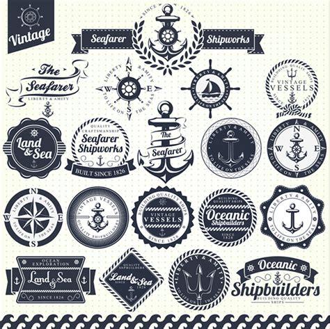 nautical pattern vector free free vintage nautical vectors creative beacon