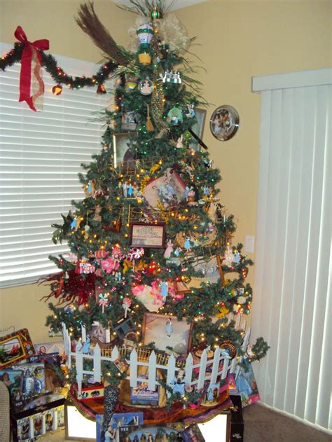 my wizard of oz christmas tree i have collected for