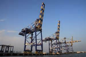 Container Crane Operator by Container Gantry Crane Construction And Operation