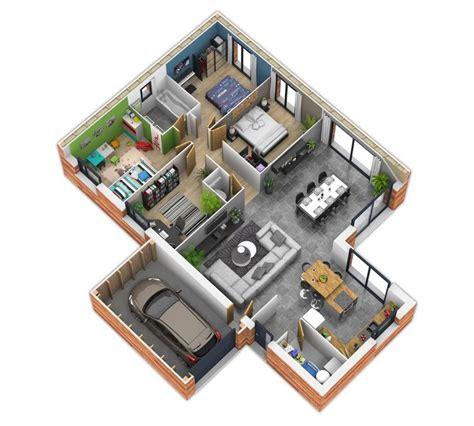Haus Raumaufteilung Planen 6163 11 besten plans maison bilder auf wohnideen