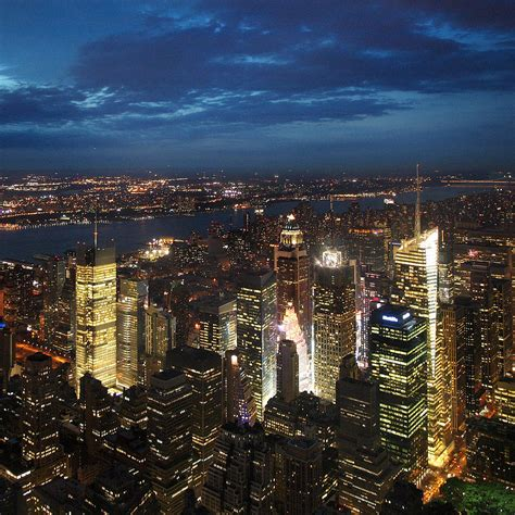 new york lighting new york ny new york city lights at night www imgkid com the image