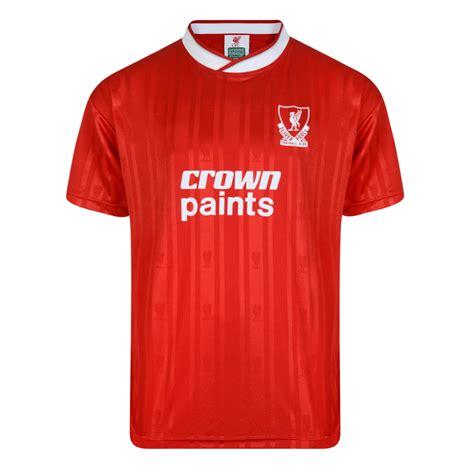 Jersey Retro Liverpool 93 buy liverpool fc 1987 retro football shirt liverpool 1987 shirt shirt liverpool retro jersey