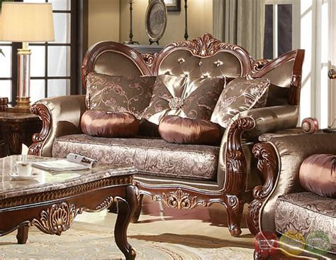 formal living room sets rhapsody traditional wood formal living room sets