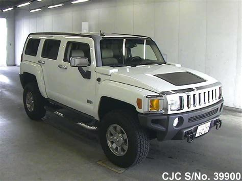 h3 hummers for sale 2011 hummer h3 white for sale stock no 39900 japanese