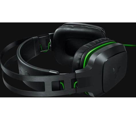 Razer Headset Electra V2 buy razer electra v2 7 1 gaming headset black free delivery currys