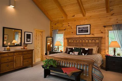 log home interior walls 20 best images about log homes with color on
