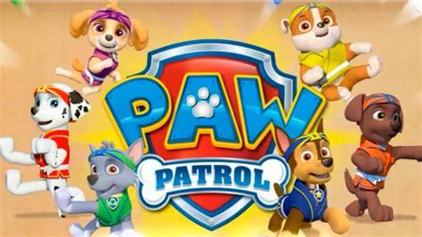 paw patrol puppies paw patrol pup fu patrulha canina paw patrol nick junior
