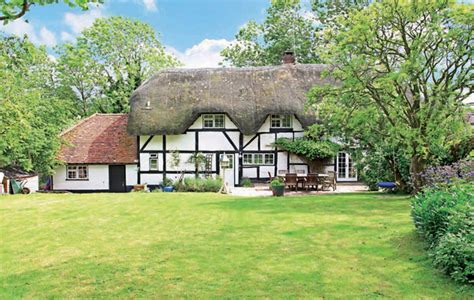 6 of the best chocolate box cottages for sale country