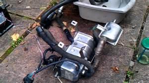 eberspacher hydronic diesel heater d5wz bench testing 24