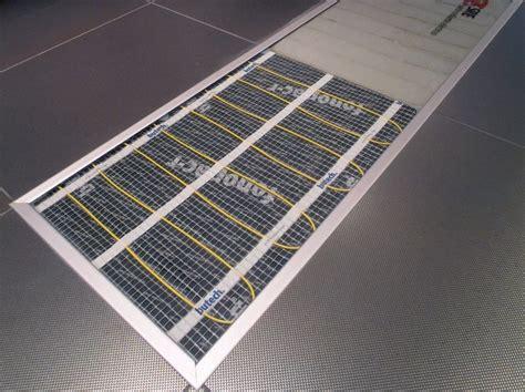 pannelli a pavimento pannello radiante a pavimento p r e by butech