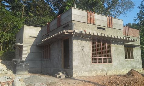 Kerala House Construction Tips 11 Parapet And Plastering | kerala house construction tips 11 parapet and plastering