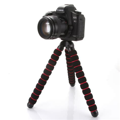 Tripod Octopus large octopus spider tripod stand 1 4 quot 3 8 quot mount for dslr dv in tripods
