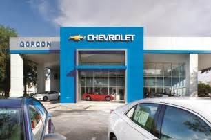 Gordon Chevrolet On The Boulevard Ribbon Cutting Marks Gordon Chevrolet Facility Completion