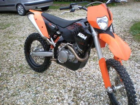 2010 Ktm 400 Exc Ktm 400 Exc 2009