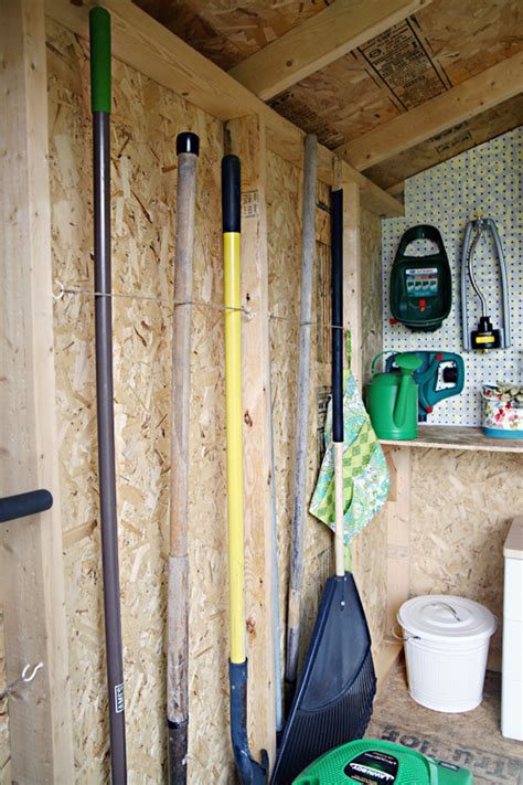 How To Organize A Garden Shed by Iheart Organizing An Organized Garden Shed