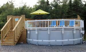 24 quot tall premium resin above ground pool fence kits