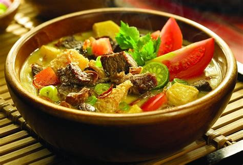 makanan tradisional indonesia sedap wajib cuba