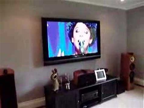 home theater set  youtube