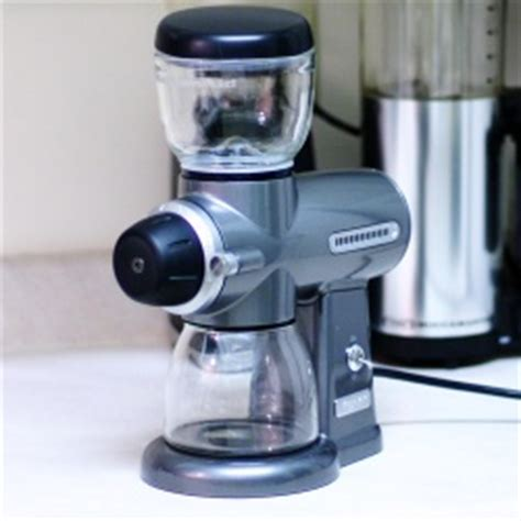 coffeegeek kitchenaid proline grinder look
