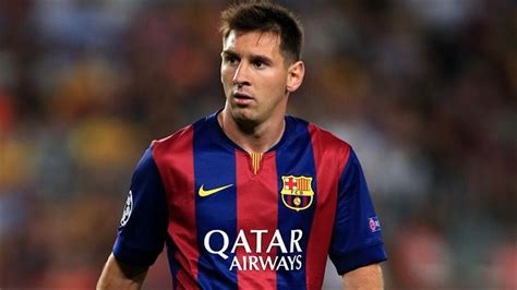 lionel messi records messi s father plays down barca exit comments liga