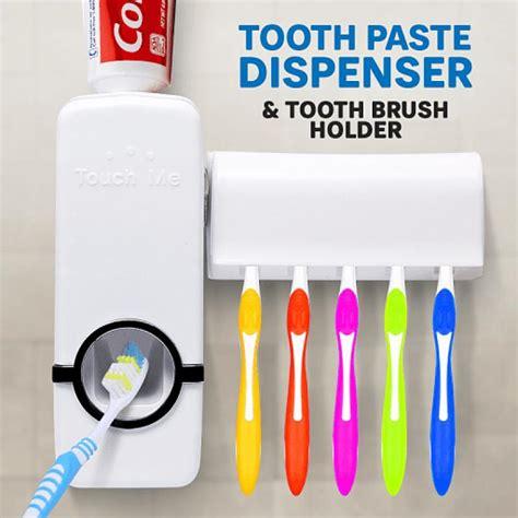 Dispenser Pasta Dan Sikat Gigi dispenser odol dan tempat sikat gigi grosir cirebon