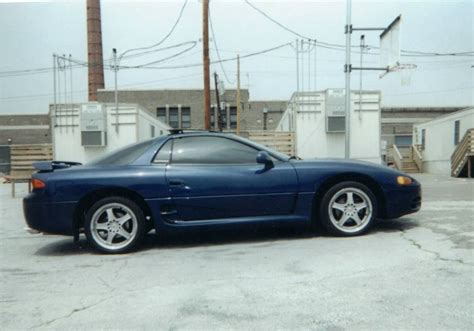 1994 mitsubishi 3000gt sl 1 4 mile trap speeds 0 60