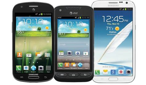 at t android phones at t android portfolio to grow with new samsung devices including galaxy note ii galaxy tab 2