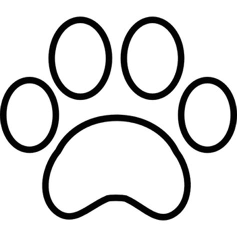 Paw Vectors Photos And Psd Files Free Download Paw Template