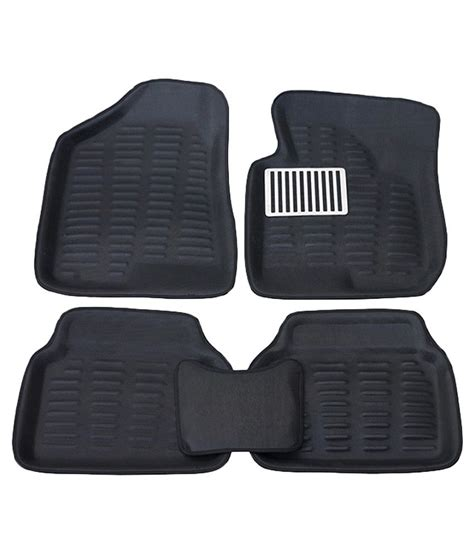 spedy 3d black car floor mat for mahindra bolero buy spedy 3d black car floor mat for mahindra