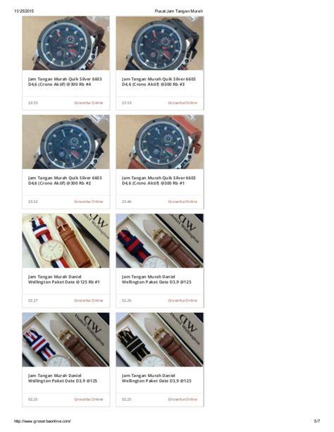 Jam Tangan Quiksilver 6603 pusat jam tangan murah