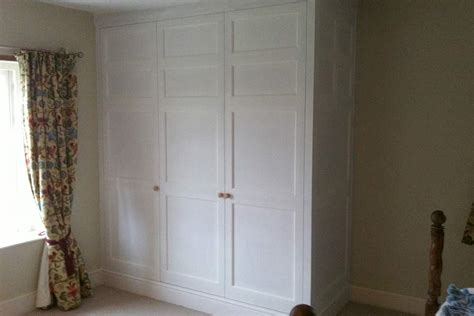 Built In Wooden Wardrobes by Browns Woodworking Corsham Wiltshire Bedrooms