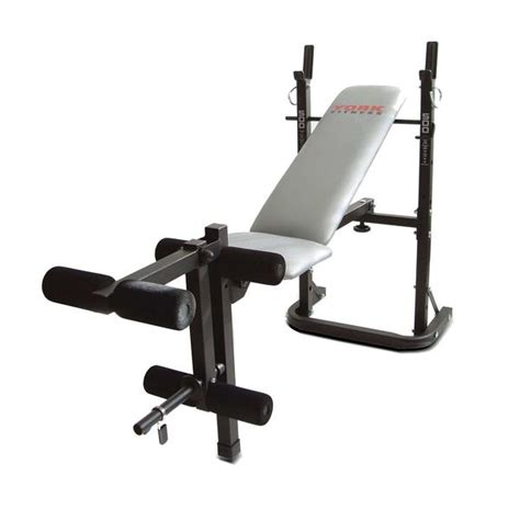 folding barbell bench york fitness 500 folding barbell bench home weight