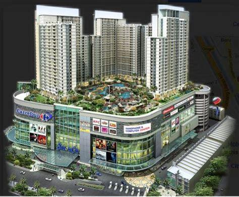 Layout Apartemen Season City   apartemen dijual dijual apartemen seasoncity latumenten