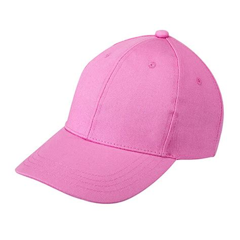 plain baseball cap boys junior childrens hat