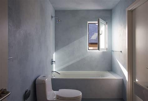 shower grade stucco   interior wall finish integral