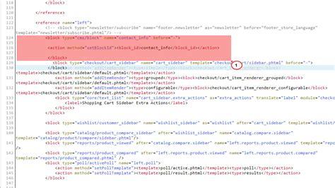 magento layout xml static block magento wie man einen statischen block zur produktseite