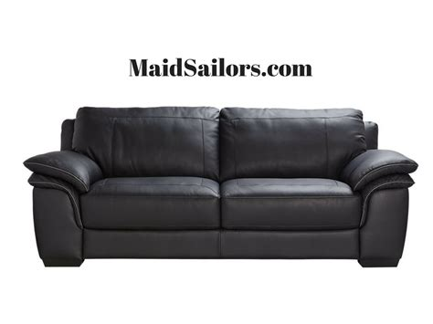 how to clean leather sofa with household products how to clean leather sofa without chemicals www