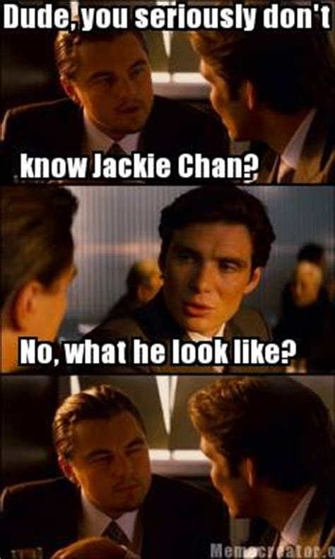 Jackie Chan Memes - trending funny troll face memes