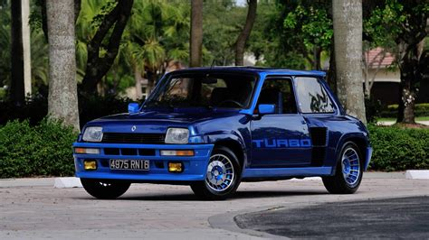 renault r5 turbo 1980 renault series 1 r5 turbo s124 monterey 2014