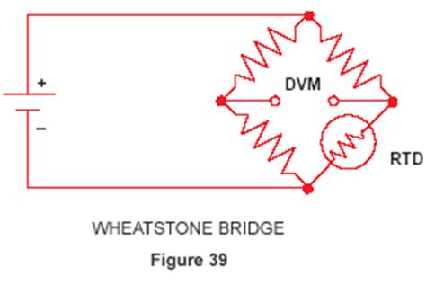 wheatstone bridge measurement circuit rtd measurement and theory