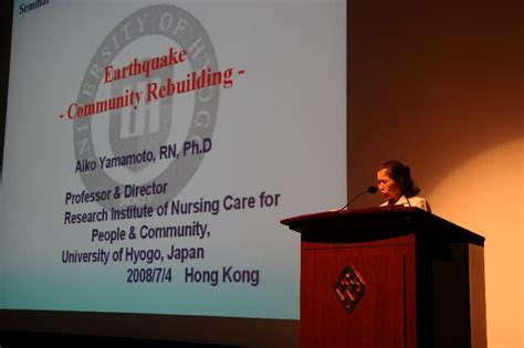 Lu Emergency Aiko polyu organises seminar and workshops on capacity building