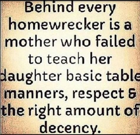 homewrecker quotes and sayings related images