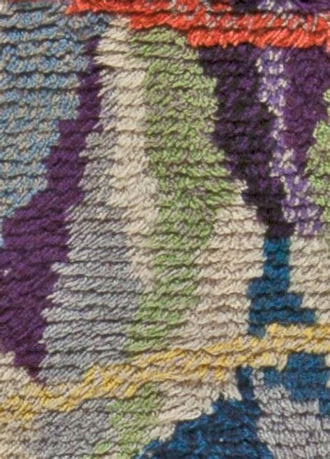 swedish rya rug vintage swedish rya rug for sale at 1stdibs