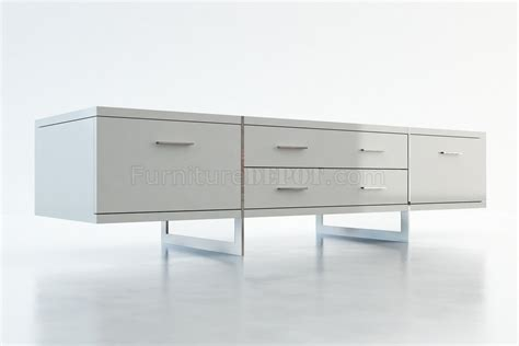 White Lacquer Media Cabinet md213 laq allen media cabinet by modloft in white lacquer