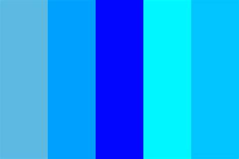blue hex color blue color palette