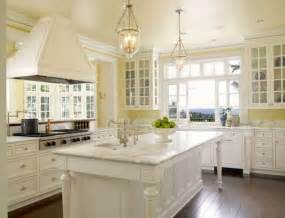White And Yellow Kitchen Ideas Yellow And White Kitchen Designs Cabinets Ideas Photos
