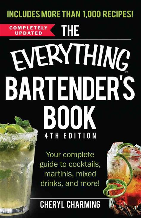 25 best ideas about bartending books on home