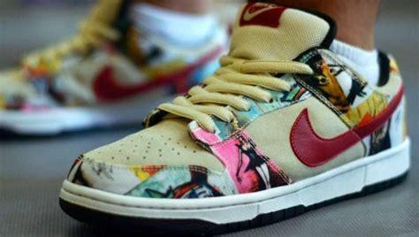 Harga Nike X Undefeated inilah harga 8 sneaker yang bikin kamu geleng kepala