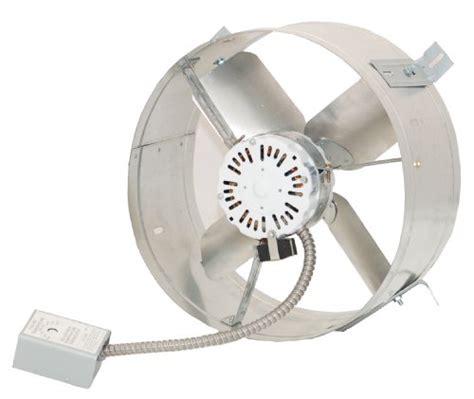 10 inch attic fan ventamatic cx2500ups power attic gable mount ventilator